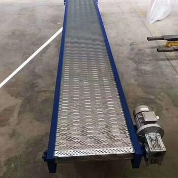 輸送機鏈板輸送機