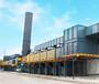 發貨安裝廢氣處理設備光氧催化催化燃燒設備