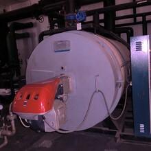 西青燃氣鍋爐生產安裝調試圖片