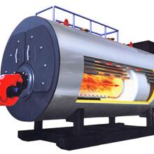 內蒙古烏海超低氮燃氣鍋爐生產安裝調試圖片
