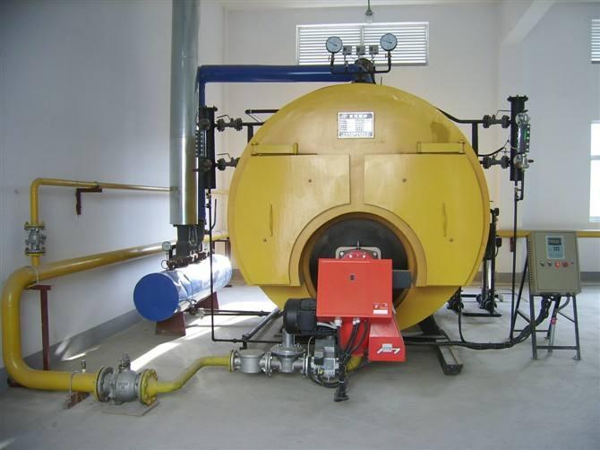 山東濟寧柴油熱水鍋爐制造廠家