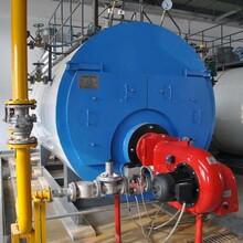山西太原燃氣蒸汽鍋爐生產安裝調試圖片