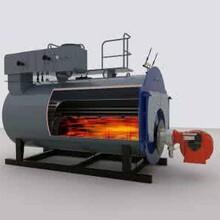 上海靜安超低氮燃氣鍋爐生產安裝調試圖片
