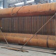 濟寧立式蒸汽鍋爐生產安裝調試圖片
