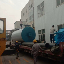 內蒙古節能低氮鍋爐生產廠家定制圖片