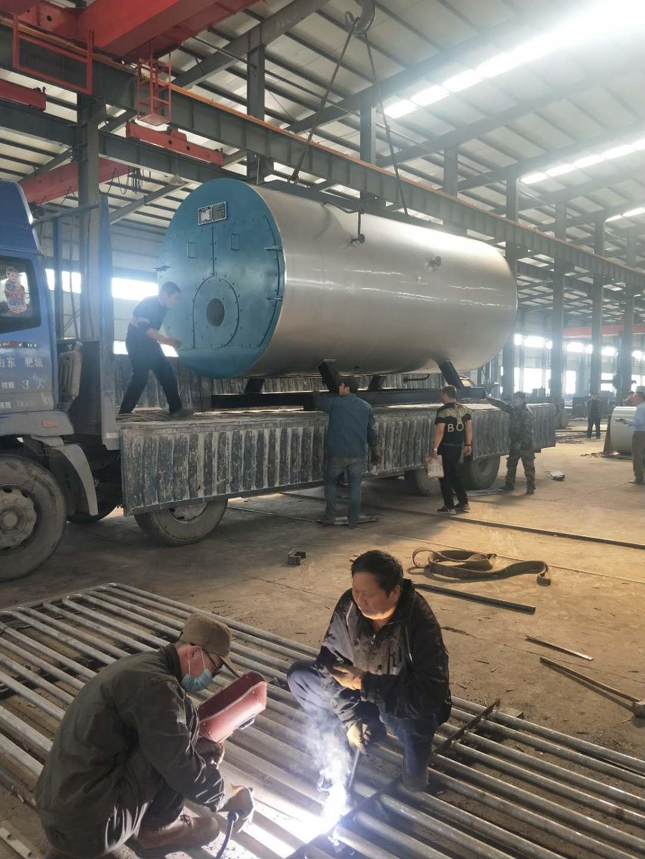 宿遷節能低氮鍋爐生產廠家定制