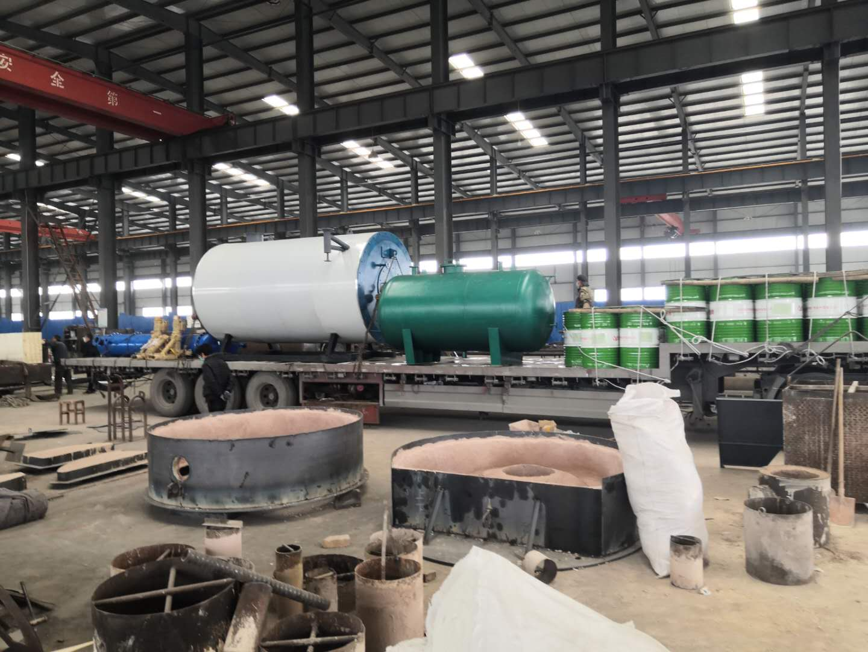天津和平工業鍋爐生產廠家定制