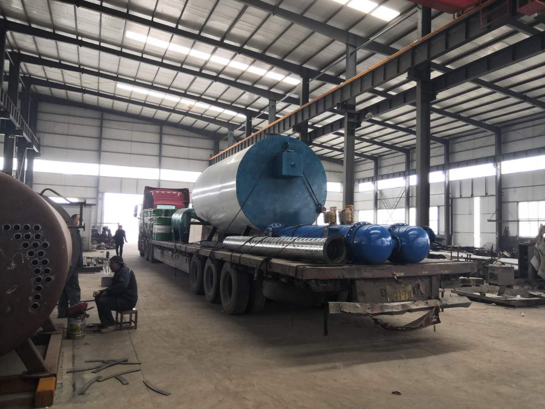 山西太原燃氣供暖鍋爐生產廠家定制