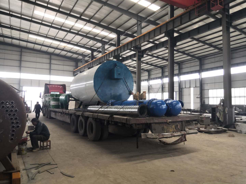 河南開封燃氣供暖鍋爐生產廠家定制