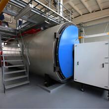 山东东营1吨燃气蒸汽锅炉安装售后调试厂家图片
