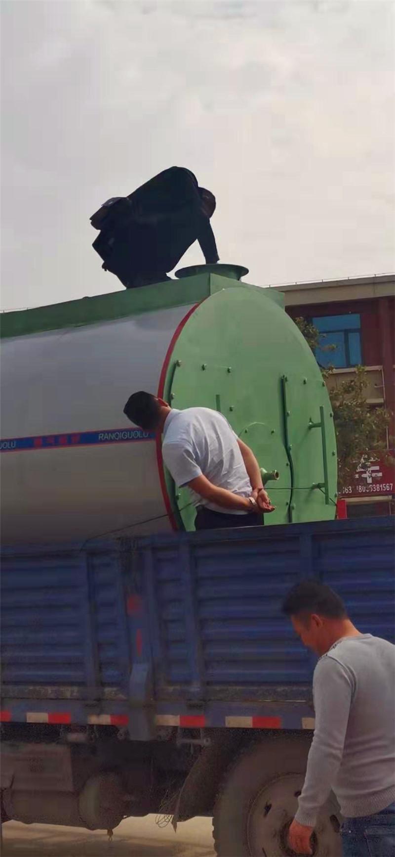 山东省东营供热锅炉先进制造工艺