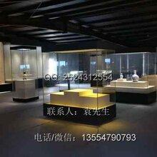 恒温恒湿博物馆展示柜厂家,博物馆展柜尺寸,博物馆展示柜生产厂家图片
