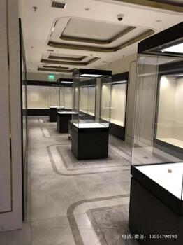 北京博物馆展柜厂家定制供应价格