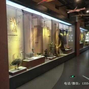 深圳博物馆展柜定制价格