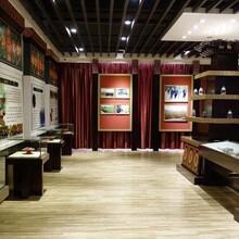 深圳现代文化博物馆展柜定制价格现货供应 厂家直销图片