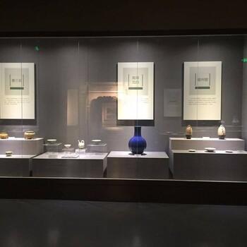 Ǭ����Ʊ�Dz������_汕头现代艺术博物馆展柜订做厂家展柜