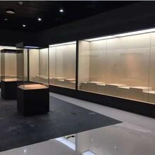 上海瓷器博物馆展柜定制厂家现货供应 厂家直销图片