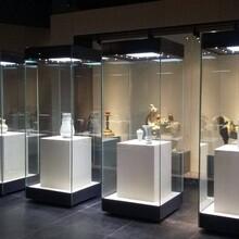 北京稀有藏品博物馆展柜制作工厂展柜图片
