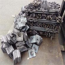 加强型锚杆托盘矿用支护高强度托盘煤矿锚杆托盘生产厂家图片