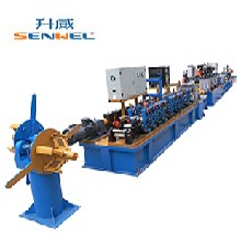 不銹鋼工業管焊管機械廠家圖片