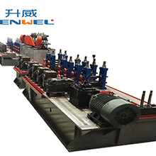 升威不銹鋼工業管焊管機廠家圖片