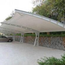 杭州钢结构车棚价格图片