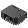 MINDEO民德固定條碼掃描器FM100一維激光嵌入式掃描槍