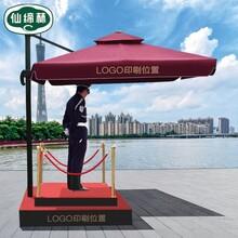 揭阳岗台伞设计价格单边伞图片
