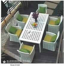 深圳藤家具生产图片