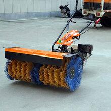 扫雪机,小型扫雪机QS420滚刷扫雪除雪多功能图片