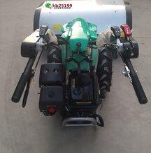 小型除雪设备QS420全齿轮清雪机多用途图片