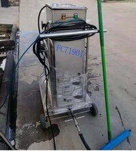 供应湖北食品厂清洗机移动泡沫清洗机多功能图片