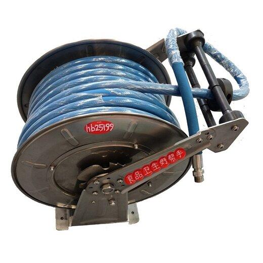 供應清洗機配套設備FC-11自動盤管器不銹鋼卷管器