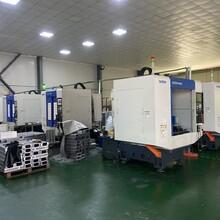電子散熱器定制鋁型材CNC精加工電力充電樁散熱片圖片