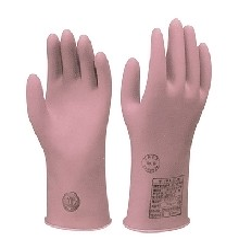 YOTSUGI日本YS低压手套橡胶手套防护手套YS-102-54-02/03图片