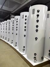 供應綿陽壁掛爐盤管換熱水箱儲熱承壓保溫水箱廠家圖片