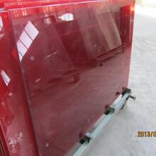 舟山夹胶钢化玻璃生产厂家图片