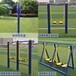 新國標+套筒塑木健身器材戶外公園室外小區體育社區木條路徑