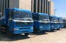 上海松江区工地拉土、货车打台班图片