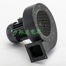 中邦凌菏泽厂家定制挤出机冷却风机工频离心风机