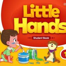 3到4岁原版课程LittleHands一级内页展示图片
