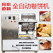 小型家用春卷皮机器小型自动春卷制皮机,春卷饼机设备