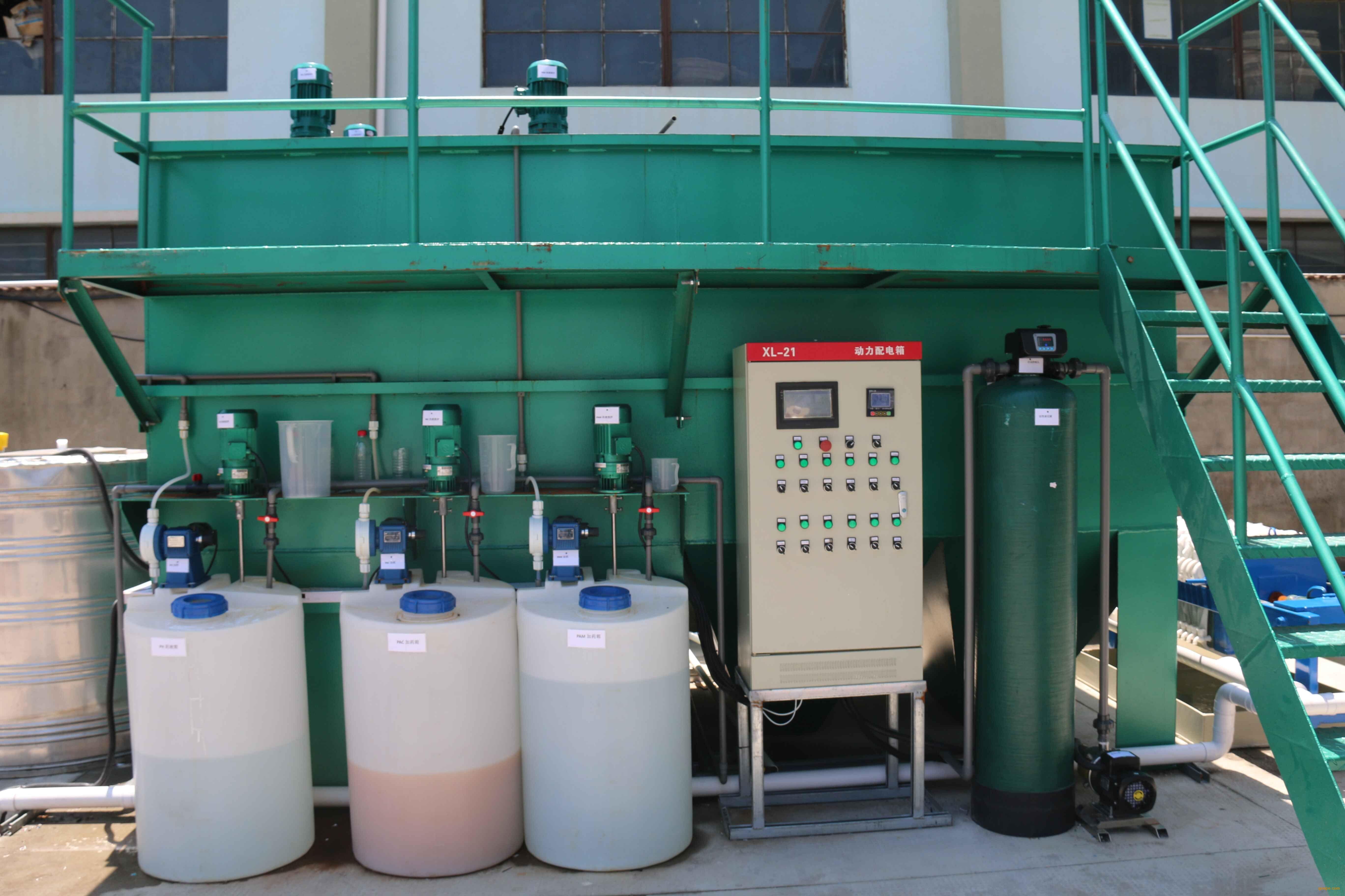 武汉一体化污水处理设备进展