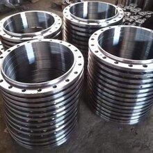 沧州锻造法兰厂家16Mn法兰A105法兰压力容器法兰制造图片