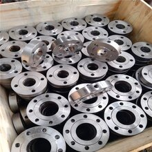 滄州帶頸對焊法蘭WCB法蘭碳鋼法蘭蓋盲板廠家圖片