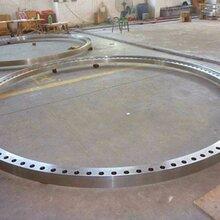 碳鋼大型法蘭國標法蘭碳鋼法蘭高壓對焊法蘭圖片