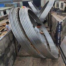 高压大型风电法兰套筒法兰Q345塔筒法兰生产厂家现货图片