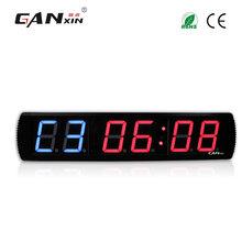 电子led计时器-杭州2.3英寸4位LED数码管室内小型多功能计时器图片