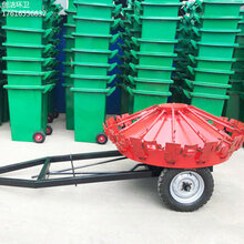 佳木斯风火轮扫地机-牵引式扫路机-拖拉机扫路机价格图片