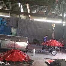 牵引扫路机-拖拉机扫路机-贵州安顺扫路机厂家专业定制图片